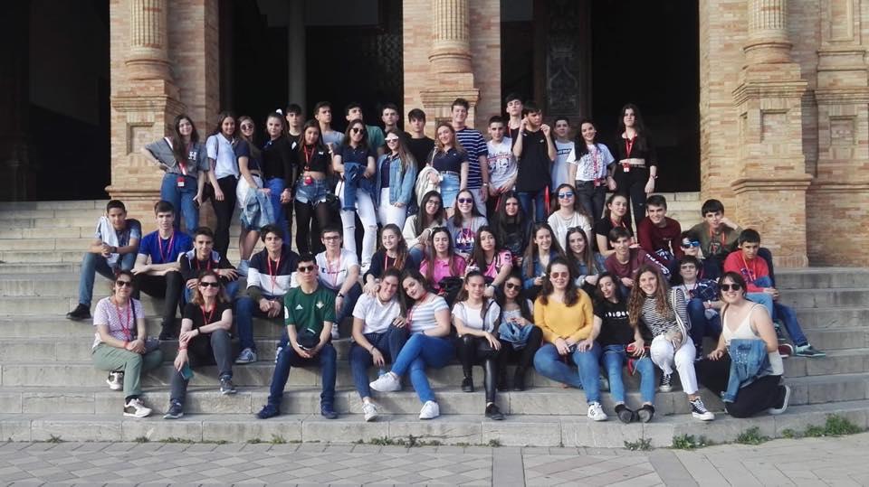 Viaje de Estudios de 4º de la ESO