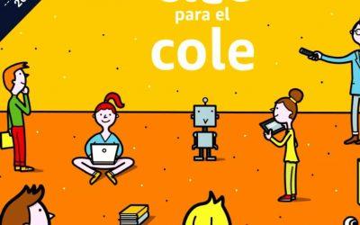 """Campaña de Amazon """"Un clic para el cole"""""""