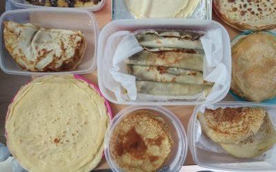Tradiciones culinarias francesas en 5º de Primaria